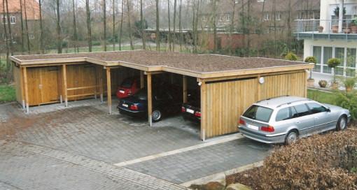 Karsten-Carports individueller Carport