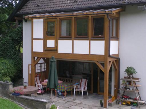 Karsten-Carports Wintergarten